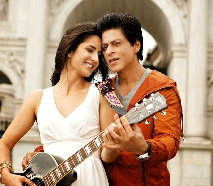 shahrukh khan and katrina kaif live in relationship