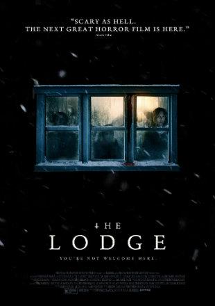 The Lodge 2019 BRRip 720p Dual Audio In Hindi English
