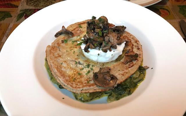 The Waiting Room Eaglescliffe Teesside Stockton Restaurant Review Vegetarian