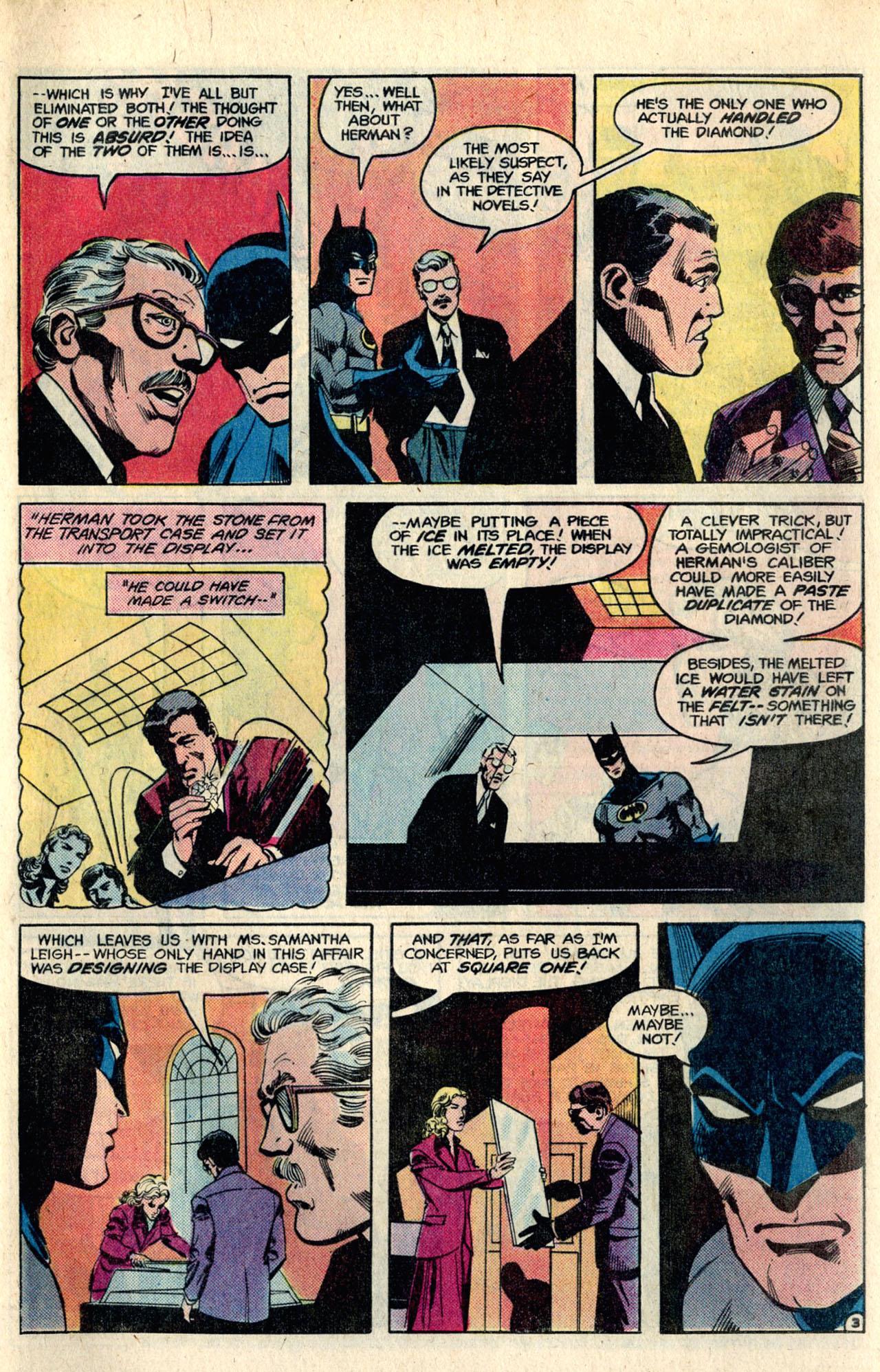 Detective Comics (1937) 507 Page 32