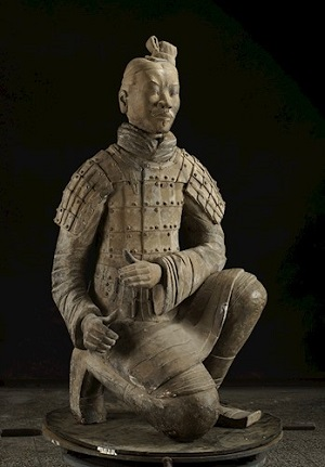 Terracota Army. Emperor Qin Shihuang's Mausoleum Site Museum | esculturas antiguas chidas