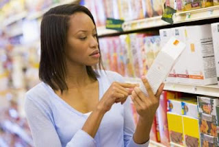reading food labels, nutrition facts, tips, 3 tips to read ingredient labels