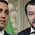 Italy - Fascist Coalition Splits Begin To Appear