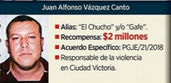 Cae el comandante Gafe o El Chucho de los Zetas en Nuevo León
