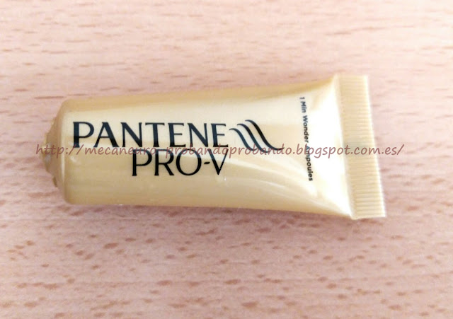 PANTENE PRO-V AMPOLLAS RESCATE 1 MINUTO