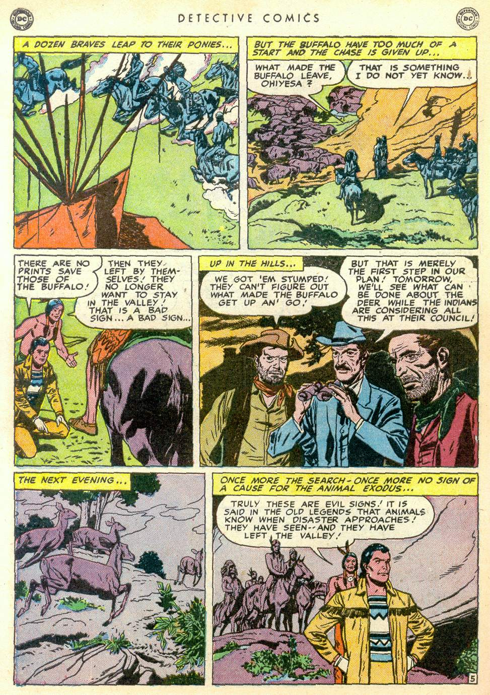 Read online Detective Comics (1937) comic -  Issue #163 - 43