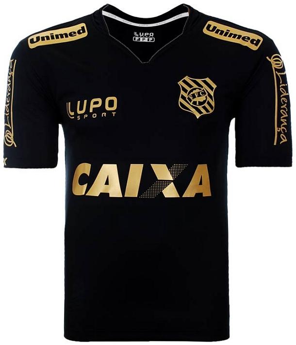 ac3c9fe05a Lupo divulga terceira camisa do Figueirense - Show de Camisas