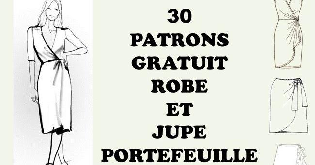 Patron couture pdf gratuit