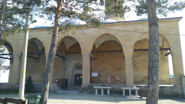 İsmail Bey Camii - Kastamonu