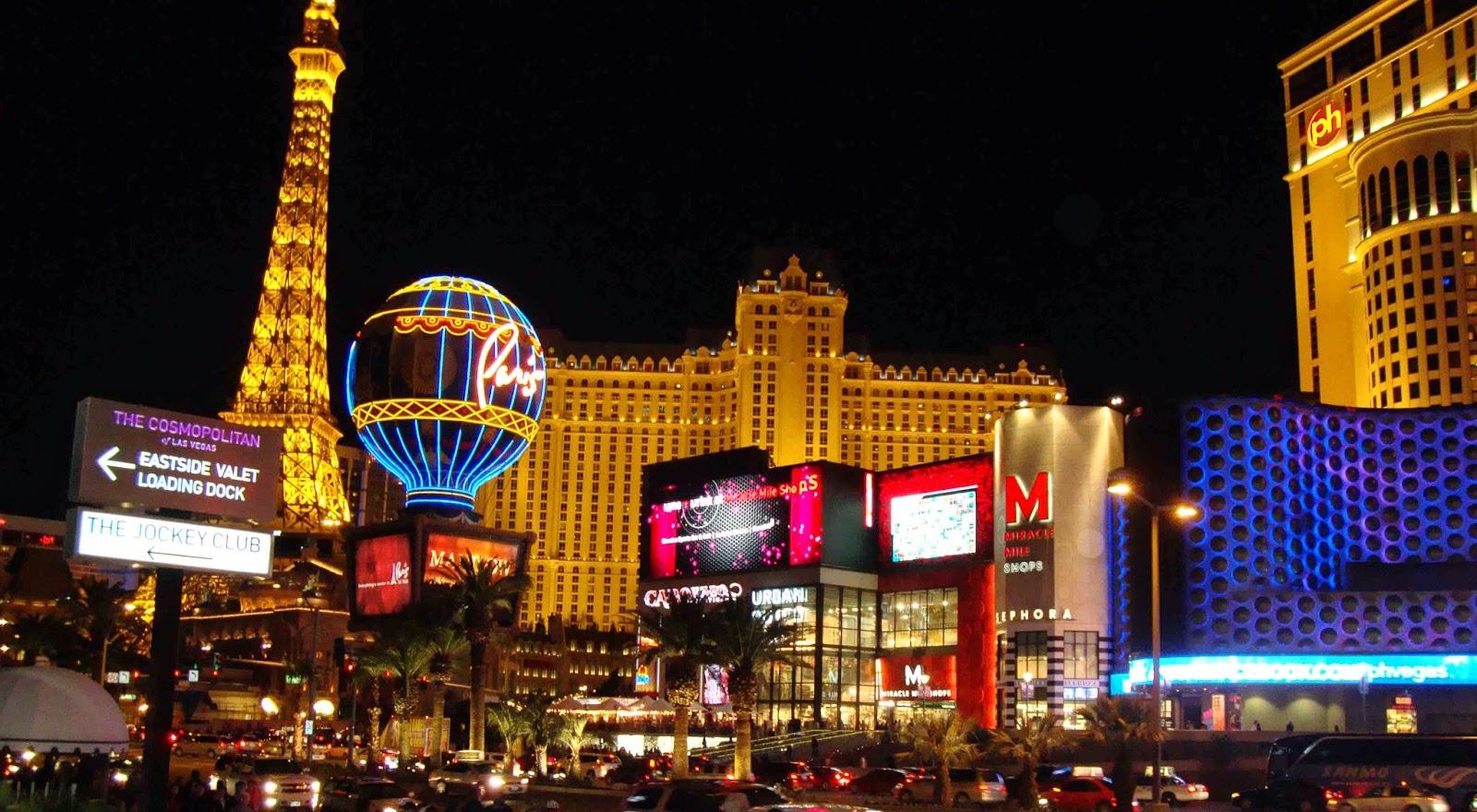 Papel de parede de Las Vegas