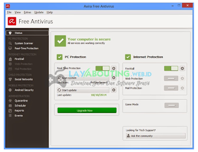 Avira 15.0.23.58 Terbaru Free Download