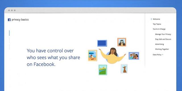Fitur Baru Facebook Permudah Pengguna Jaga Privasi
