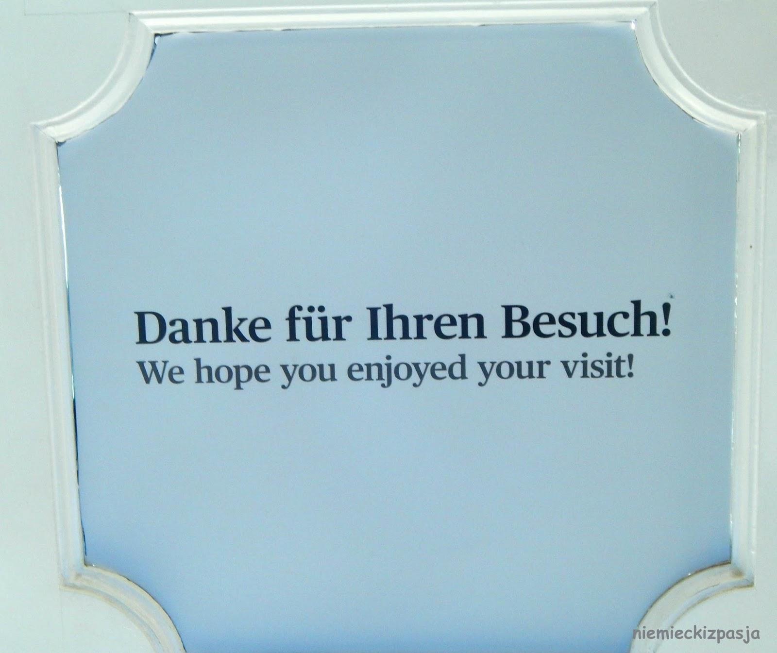 łączy Nas Pasja Język Niemiecki Kwietnia 2014