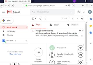 Cara Membuat 1000 Akun Gmail Tanpa Verifikasi Nomor