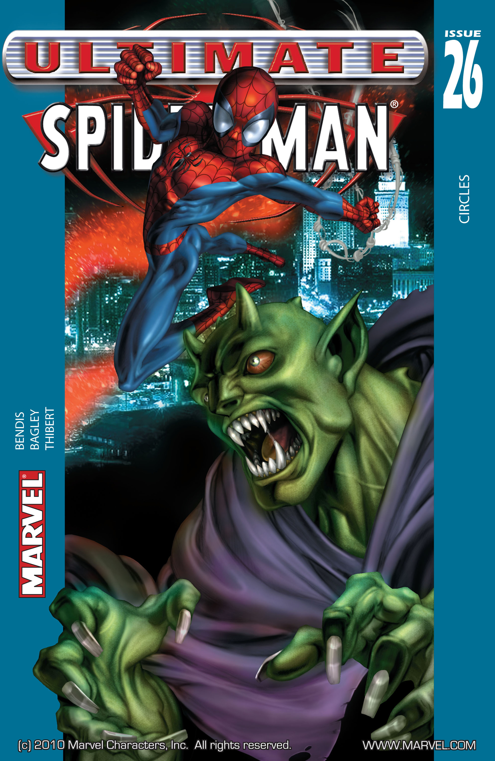 Ultimate Spider-Man (2000) 26 Page 1