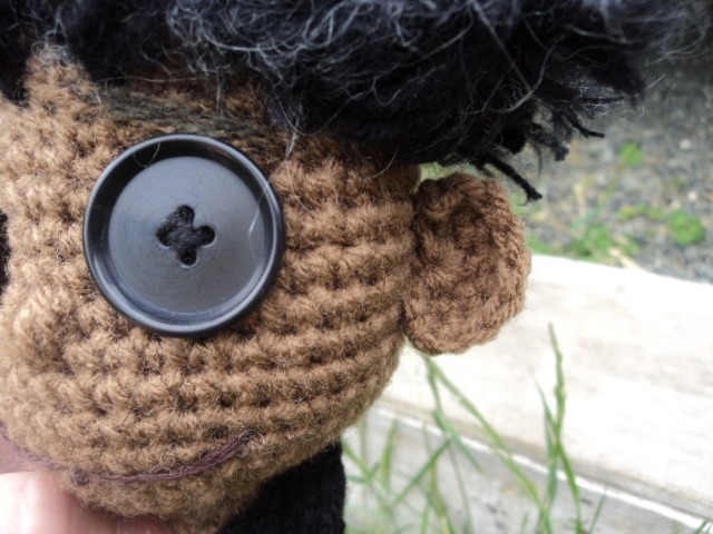 Amigurumi Wybie Doll : Wybie doll button eyes free crochet pattern amigurumi to go