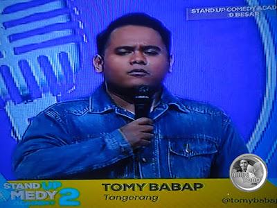 Tomy Babap, Tangerang SUCA 2 Babak 9 Besar, Grup 2,