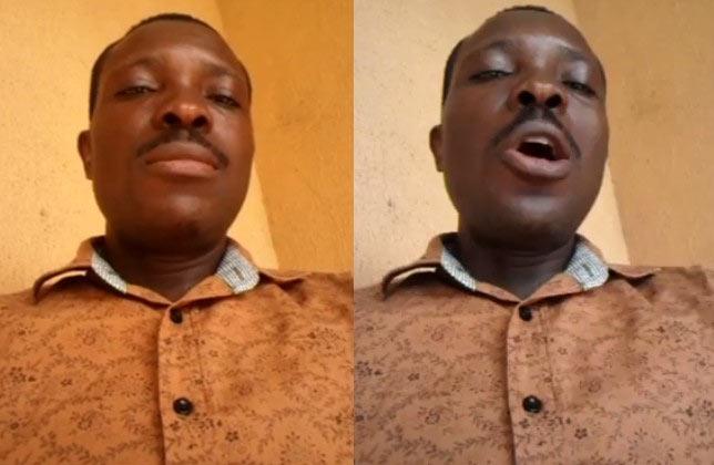 Man begs EFCC: Leave Ibori alone, arrest Obasanjo, Tinubu, Amaechi (Video)