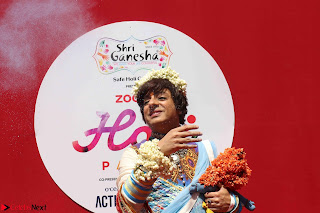 TV Show Celebs and Bollywood Celebrities at Zoom Holi Celetion 2017 (52).JPG