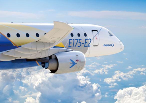 Embraer E175-E2 specs
