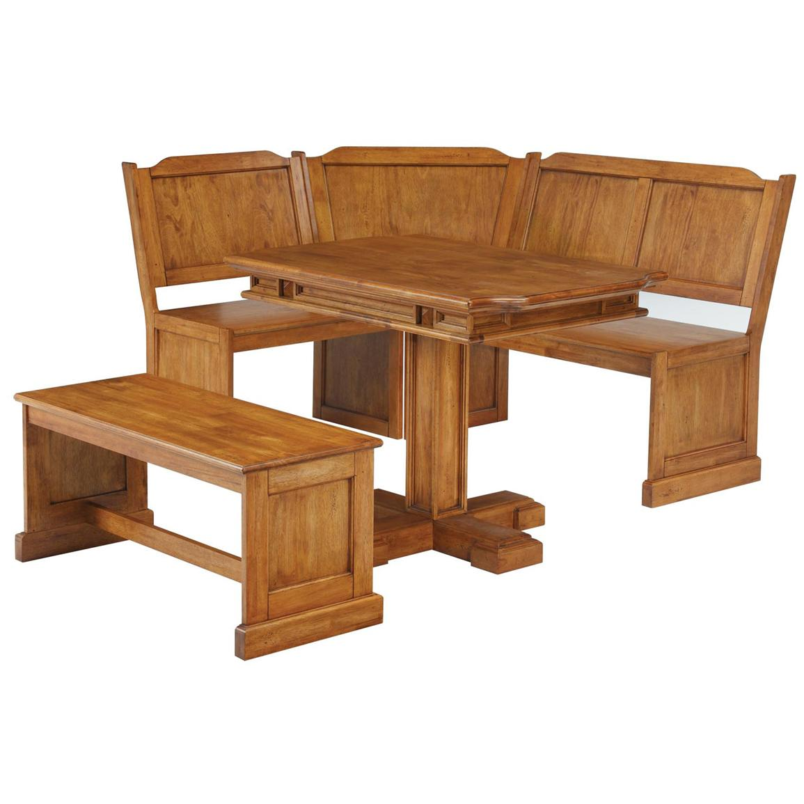 Booth Style Kitchen Tables