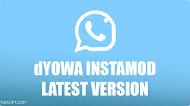 Download WhatsApp Mod dYowa InstaMod v24 Complete Like Instagram