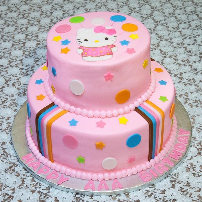 Resep Kue Tart Ulang Tahun Spesial Untuk Anak Perempuan