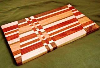 Cara Membuat Papan pemotong Daging / Sayur / Buah dari Sekrap kayu – Penghias keren Dapur Anda