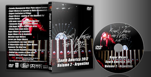 Roger Waters South America 2012 Volume 1 - CHILE