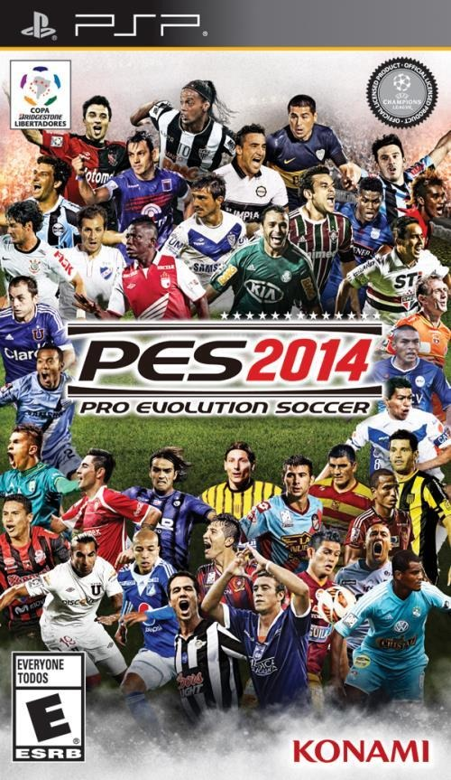 Download PES 2014 PSP [CSO/ISO]