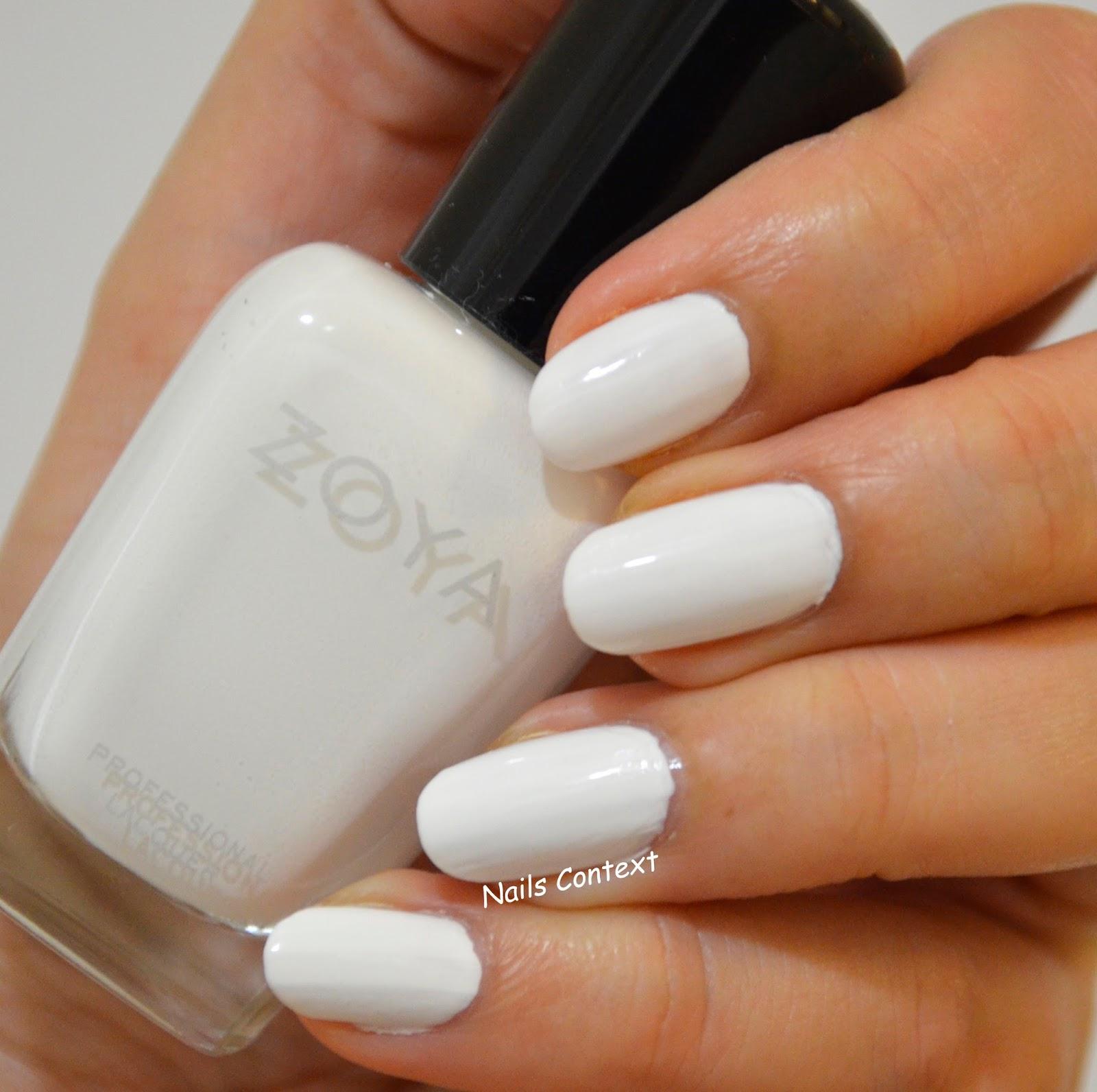 Nails Context: Zoya : Purity