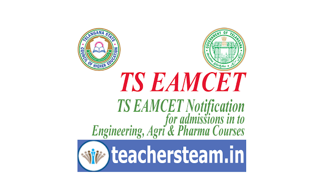 TS EMACET Notification - Online Apply - Fee Payment