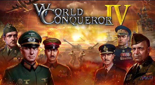 Download World Conqueror 4 Mod Apk Terbaru Gratis
