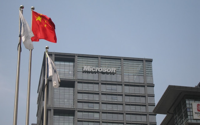 Microsoft vendeu seu portal MSN China - MichellHilton.com