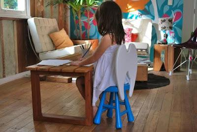 Silla Little Ángel, un original diseño para los peques de la casa