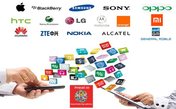 cep telefonu markaları
