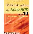Đề Thi Trắc Nghiệm Môn Tiếng Anh Vào Lớp 10 - Lê Thị Thanh Xuân (PDF)