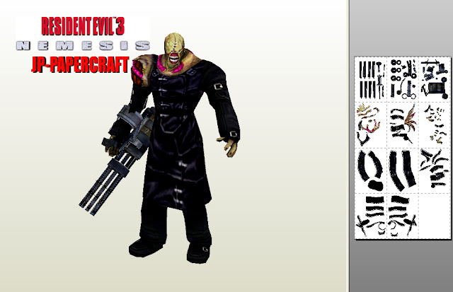 Resident Evil 3: Nemesis – Nemesis - /po/ Archives