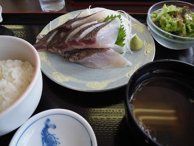 勝山漁協 食堂 なぶら