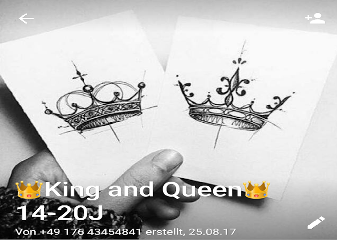 King and Queen Fun Group - User Submitted Whatsapp Group Invite Links