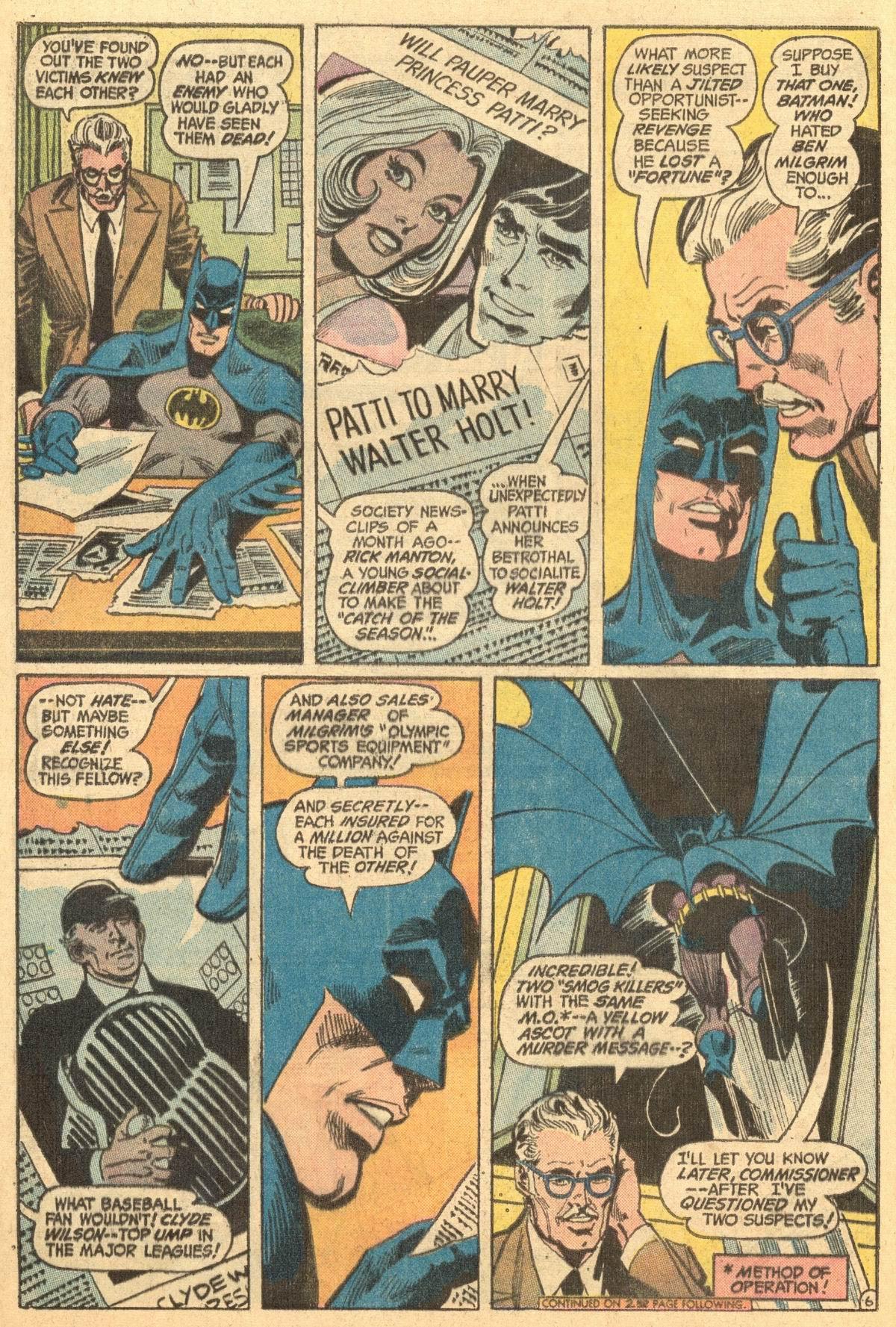Detective Comics (1937) 433 Page 7