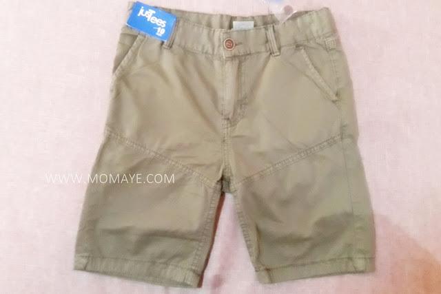 Justees, kids's shorts