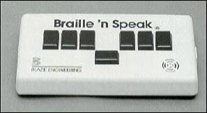 El Braille Hablado (Braille'n Speak)