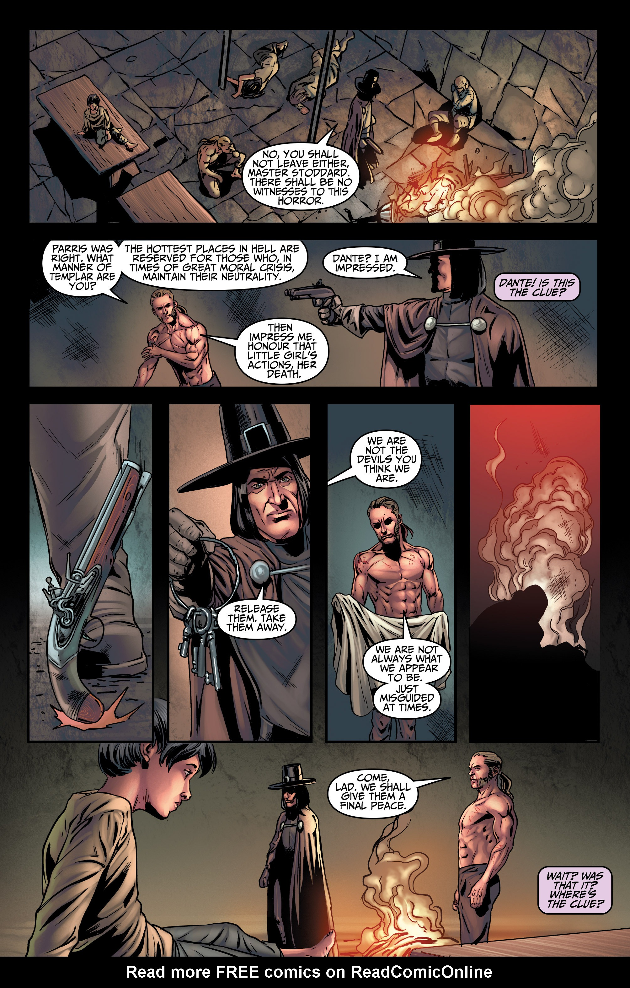 Read online Assassin's Creed (2015) comic -  Issue #4 - 21