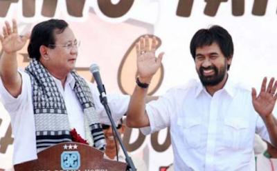Hadiri Kampanye Mualem, Prabowo Terbang Khusus ke Aceh