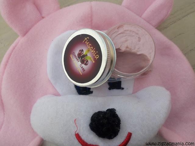 Fuschia (VKare) Cherry Hand & Nail Cream Review