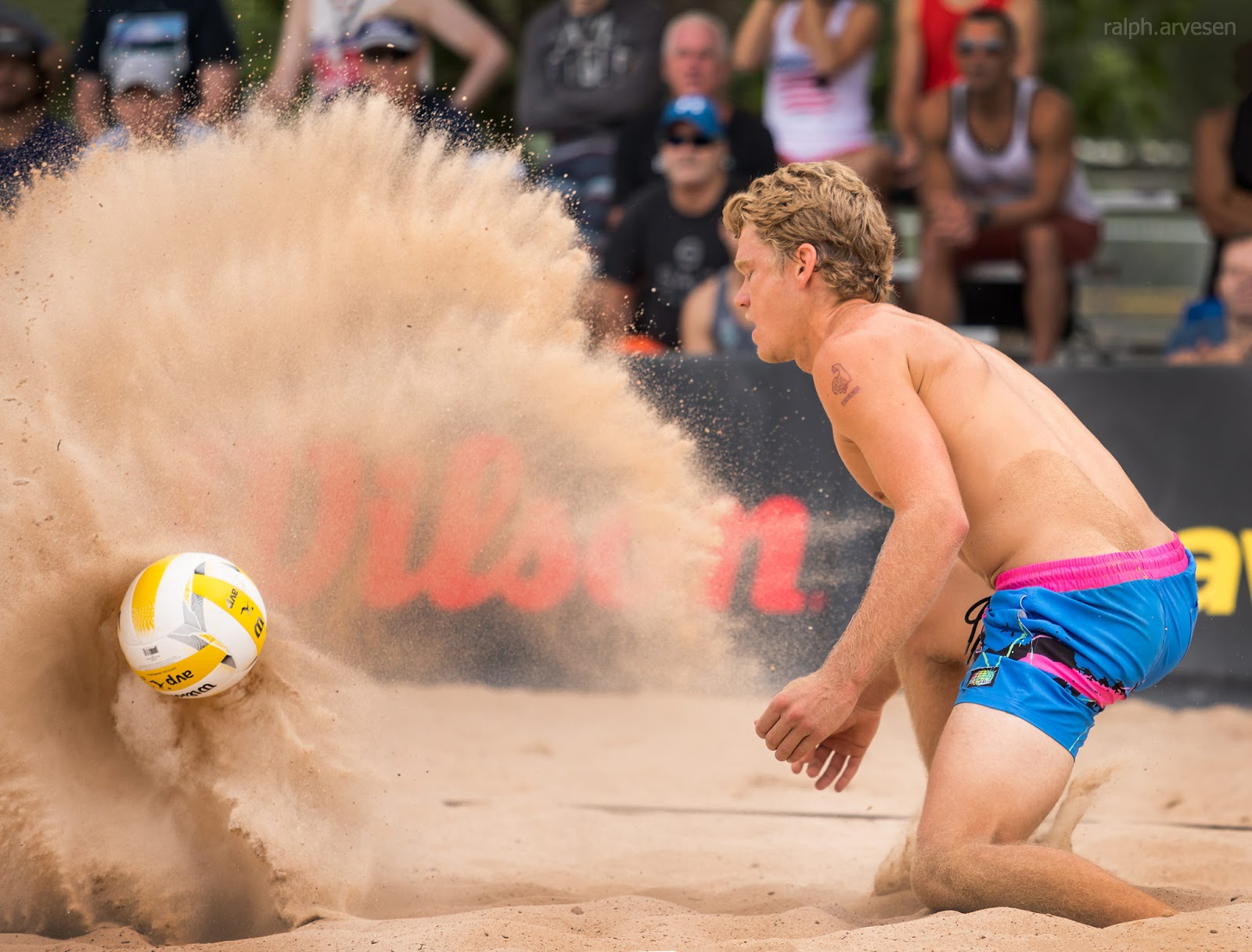 AVP Volleyball | Texas Review | Ralph Arvesen