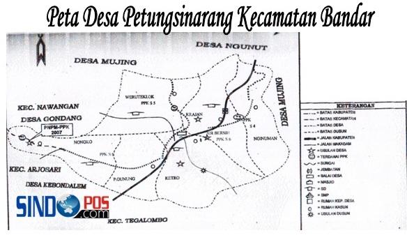 Profil Desa & Kelurahan, Desa Petungsinarang Kecamatan Bandar Kabupaten Pacitan