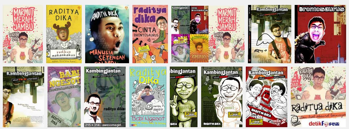 CSAndimas - Art: Download E - Book Raditya Dika Gratis