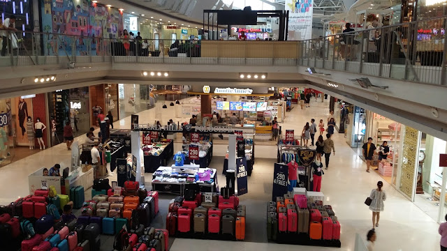 Centro Comercial en Chiang Rai